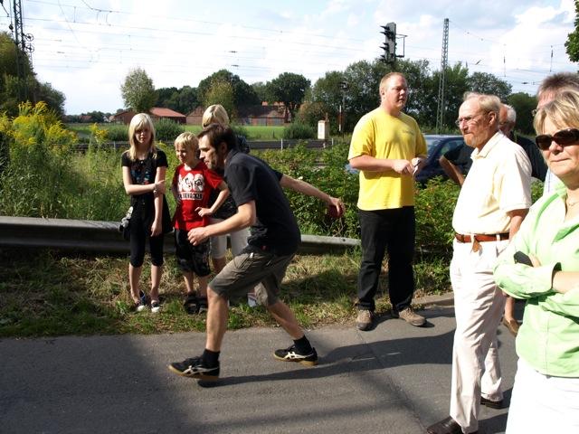 Sommerfest des Pressevereins 2009
